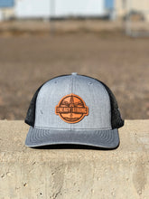 Load image into Gallery viewer, Energy Strong North Dakota - Leather Patch Hat