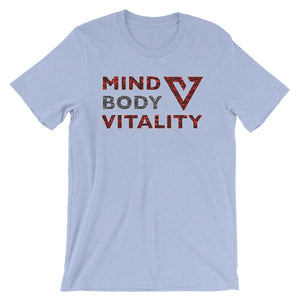 MIND.BODY.VITALITY Camo Theme Tee