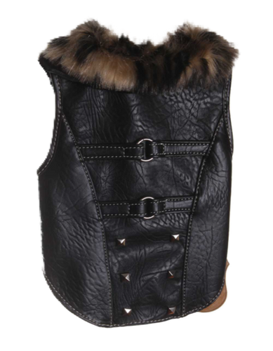 Buffalo Jacket Fur Collar
