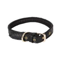 Load image into Gallery viewer, Black Sparkle Collar