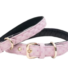 Load image into Gallery viewer, Pink  Sparkle Collar