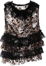 Load image into Gallery viewer, Animal Print Dog Dress