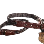 Hunting Game | Brown Dog Collar -