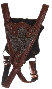 Hunting Game Harness For Dogs - Brown