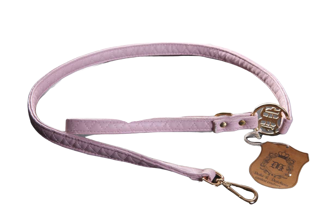 Quilt Vegan Leash