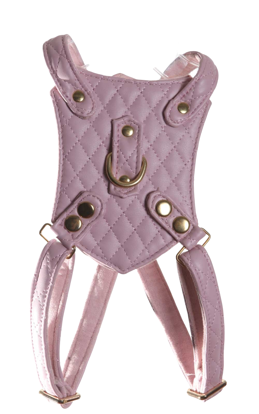 Quilt Dog Harness - Pink