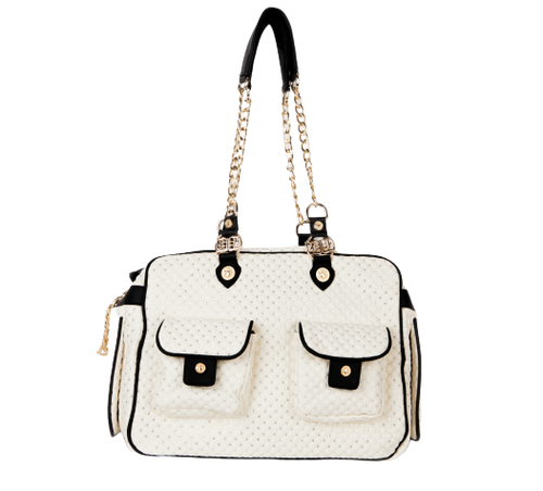 White Sparkle Carrier