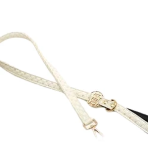 White Sparkle Leash