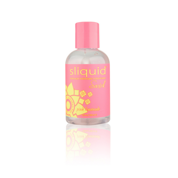 Sliquid Natural Swirl Lubricant - Pink Lemonade