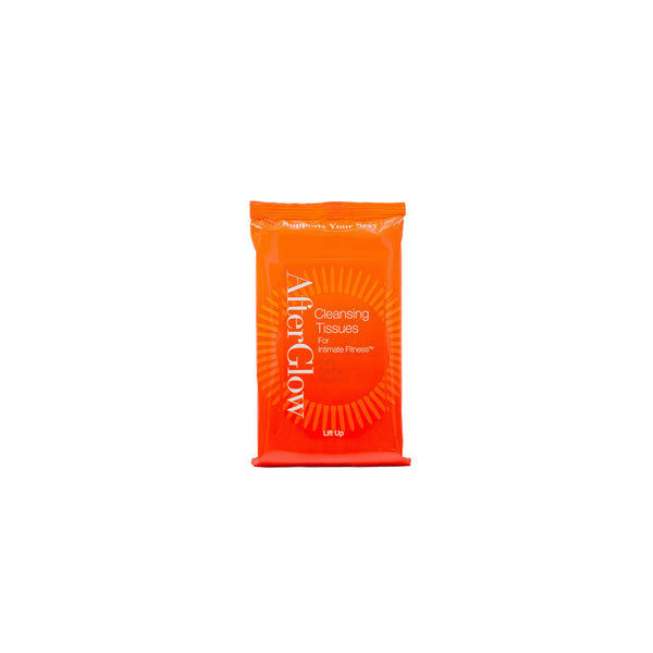 AfterGlow Intimate Wipes - 20 pack