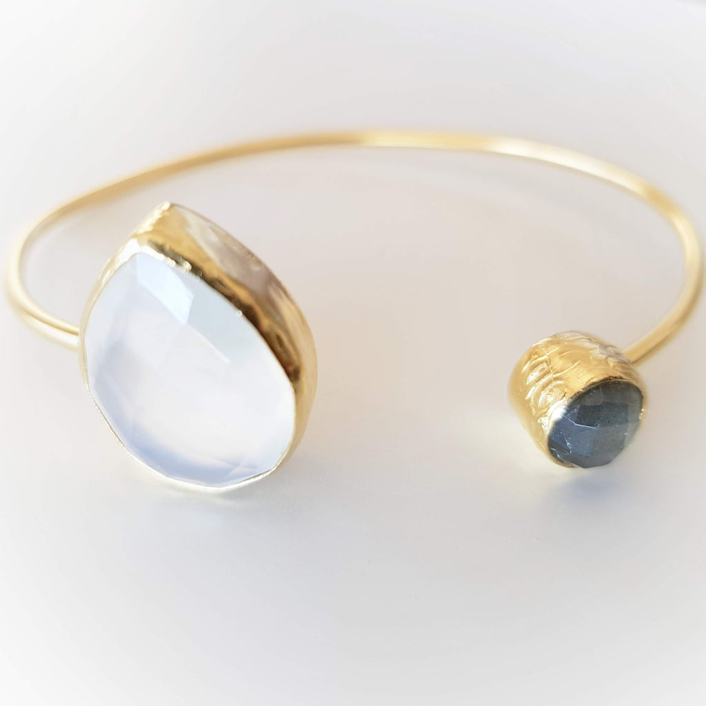 Armbånd Teardrop and Mini Circle
