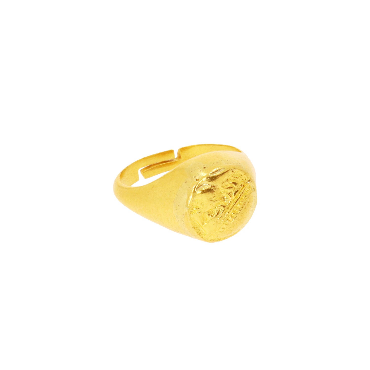Ring Coin Signet