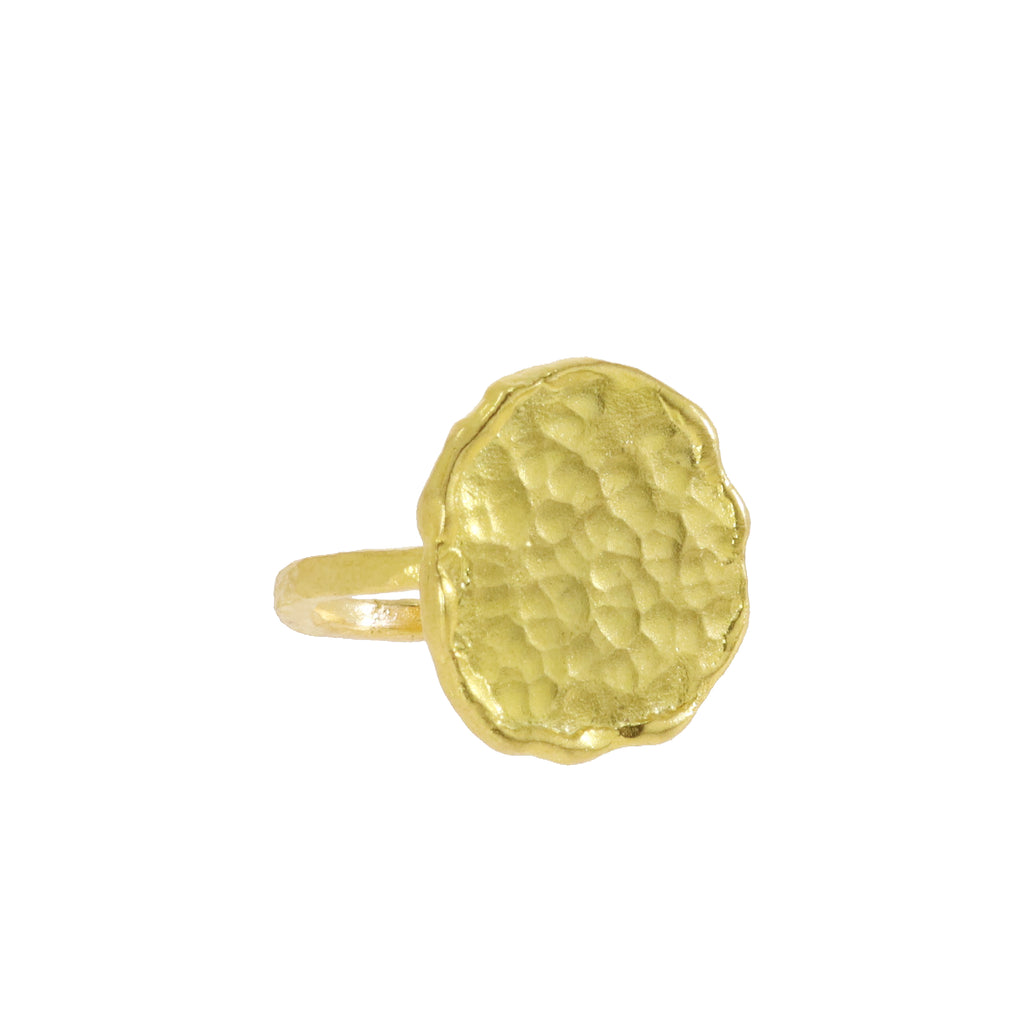 NYHET Ring Gold Cocktail Ring
