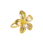Ring Gold Daisy