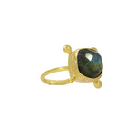 Ring Sevgili Cocktail Labradorite