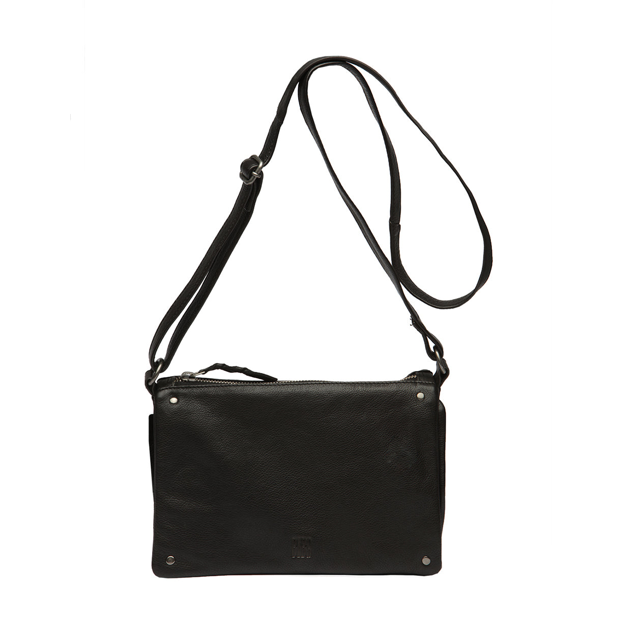 NYHET Veske Natalia. Cross Bag, medium. Black