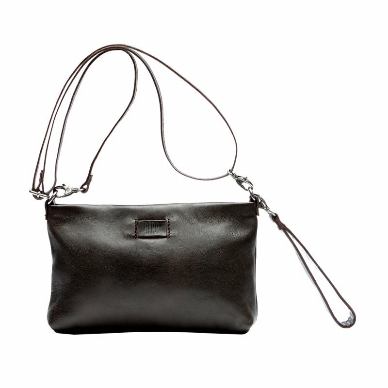 NYHET Veske Carolina. Cross Bag, small. Marron