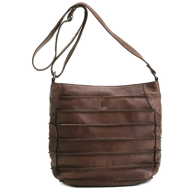 Veske Milia. Cross Bag, medium. Marron