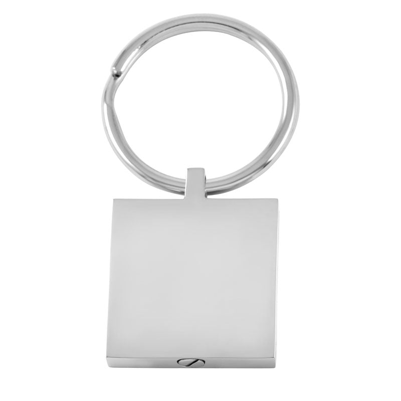 Square Keepsake Keychain