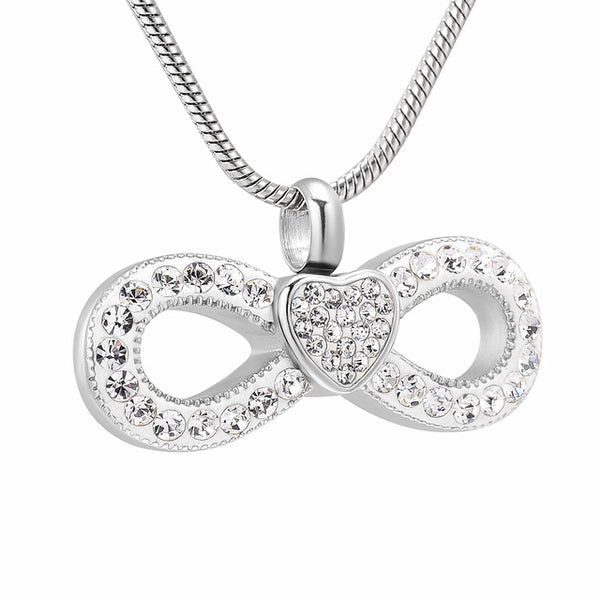 Love Infinity Stainless Steel Pendant