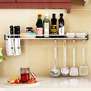 1pc Cookware Holders Aluminum alloy Easy to Use Kitchen Organization #06247416