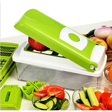 Kitchen Tools Stainless Steel Creative Kitchen Gadget Cutter & Slicer Vegetable 1pc #05001411
