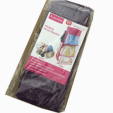 Storage Baskets General use Non-woven Ordinary Accessory 1 Storage Bag Household Storage Bags #05982745