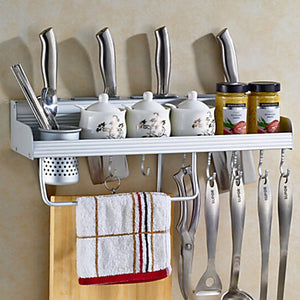 1pc Cookware Holders Stainless Steel Easy to Use Kitchen Organization #06238262