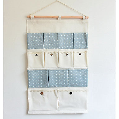 Fabric Envelope / Rectangular Cute Home Organization, 1pc Storage Baskets #06562050