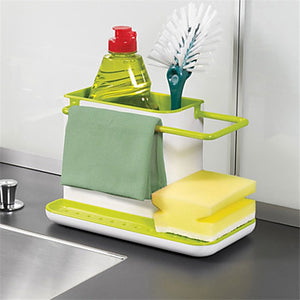 Kitchen Organization Rack & Holder Plastic Easy to Use 1pc #05765442