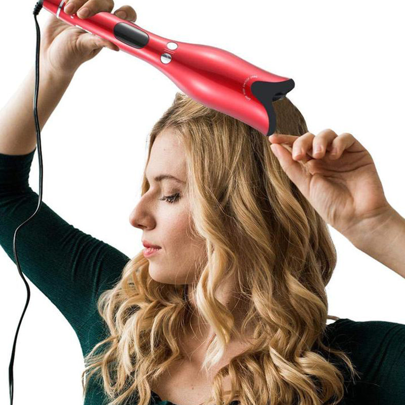 Shelost Air Spin and Curl Ceramic Rotating Curler