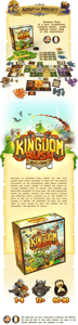Kingdom Rush-Rift in Time Joc de pe Kickstarter Indisponibil in Romania-cu toate componentele Exclusive - Veve Geek