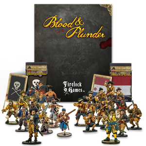 Blood and Plunder-2 players bundle - Veve Geek