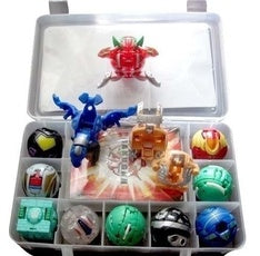 Bakugan 9 new with case and nine rare gate cards-a few remaining! - Veve Geek