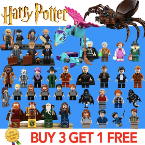 Minifigurine Lego Harry Potter - Veve Geek
