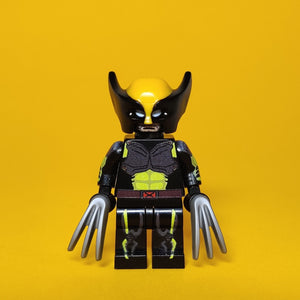 Exclusive lego minifigures - Veve Geek