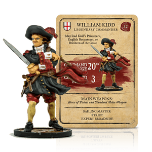 Blood and Plunder-William Kid - Veve Geek