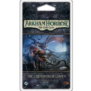 Arkham Horror-Labyrinths of Lunacy - Veve Geek