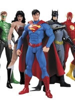 Dc Action figures Set - Veve Geek