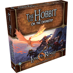 Lord of the Rings-The Hobbit- On the Doorstep - Veve Geek