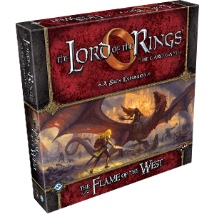 Lord of the Rings-The Flame of the West - Veve Geek