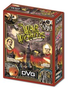 The War of Worlds-direct from publisher,rare edition - Veve Geek