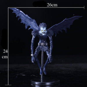 2018 New Death Note L Ryuuku Ryuk PVC Action Figure Anime Collection Model Toy Dolls 24CM - Veve Geek