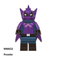 Load image into Gallery viewer, Single Sale LegoINGlys Super Heroes Figures Spider-Man  Spider-Verse Gwen Miles Scorpion Building  Bricks  Toys Children X0241 - Veve Geek