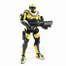 "Load image into Gallery viewer, Original Mcfarlane Toys Halo Series 5"" Action Figure Chief Spartan Halo Reach 5 4 3 2 1 Figura Doll Exclusive Collectible - Veve Geek"