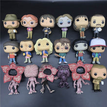 Load image into Gallery viewer, AOSST pops Stranger things &Dustin/Barb Vinyl Action Figure Collection Model Toys For Children Birthday gift - Veve Geek