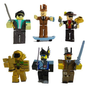16 Sets Roblox Figure jugetes 7cm PVC Game Figuras Robloxs Boys Toys for roblox-game - Veve Geek