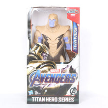 Load image into Gallery viewer, 2019 29cm Marvel Captain the Avengers 4 Toys INFINITY WAR Thanos Action Figures TITAN HERO SERIES Figure Collectible Model Toy - Veve Geek