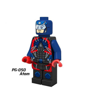 Legoings marvel Superhero third-party man, Hydra version, Captain America Marvel's The Evengers - Veve Geek