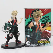 Load image into Gallery viewer, My Hero Academia Figure Toy Vol1. Smack Midoriya Izuku Shouto Todoroki Katsuki Boku no Hero Academia Model Figurals Toy 16cm - Veve Geek